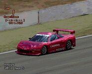 -R-Honda NSX Type S '97