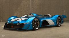 Alpine Vision Gran Turismo 2017