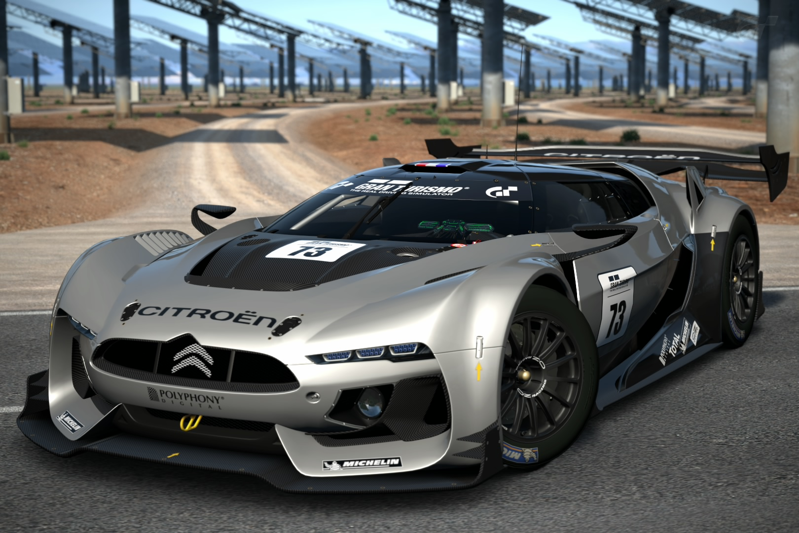 Spec Racer Ford >> GT by Citroën Race Car   Gran Turismo Wiki   Fandom