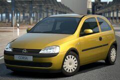 Opel Corsa Comfort 1.4 '01