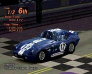 Shelby Cobra Daytona Coupe (GT2)