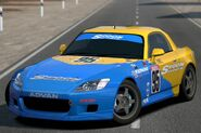 Spoon S2000 Race Car '00
