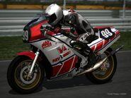 Yamaha RZV500R RM