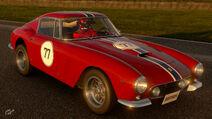 250 GTO - Stripe