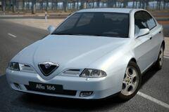 Alfa Romeo 166 2.5 V6 24V Sportronic '98 (GT6)