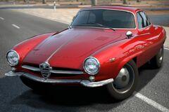 Alfa Romeo Giulia Sprint Speciale '63 (GT6)