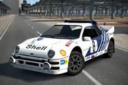 Ford RS200 Rally Car '85 (GT6)
