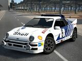 Ford RS200 Rally Car '85
