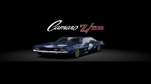 Gran Turismo 2 - Chevrolet Camaro Z28 '69 HD Gameplay
