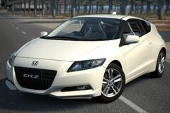 Honda CR-Z α '10