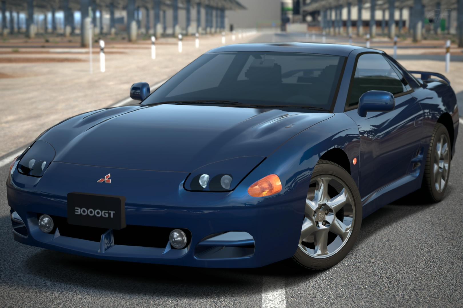 Mitsubishi 3000gt Vr 4 Turbo J 95 Gran Turismo Wiki Fandom