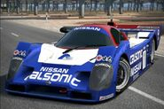 Nissan-r92cp-race-car-92