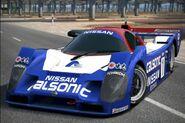 Nissan-r92cp-race-car-92
