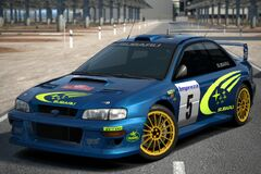 Subaru Impreza Rally Car 99 Gran Turismo Wiki Fandom Powered By