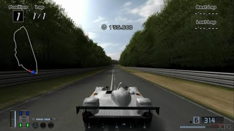 Gran Turismo 4 - BMW V12 LMR Race Car '99 PS2 Gameplay HD