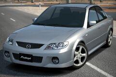 Mazda Protegé '02