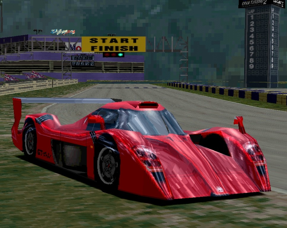 toyota gt one road car ts020 39 98 gran turismo wiki fandom powered by wikia. Black Bedroom Furniture Sets. Home Design Ideas