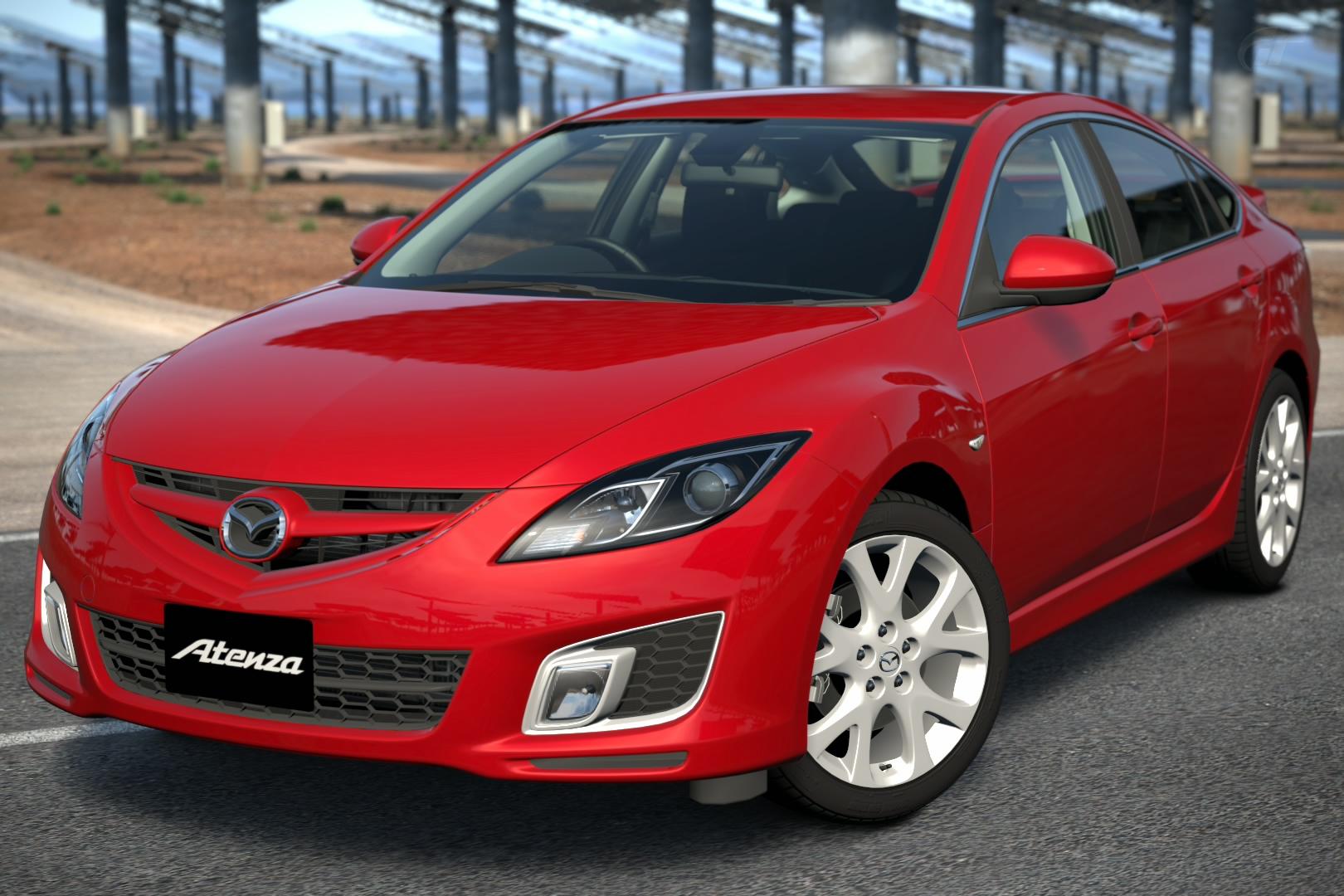 Image - Mazda Atenza Sport 25Z '07.jpg | Gran Turismo Wiki | FANDOM ...