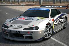 Nissan C-WEST RAZO SILVIA (JGTC) '01