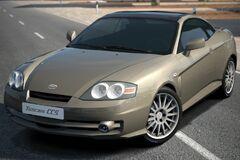 Hyundai Tuscani CCS '03