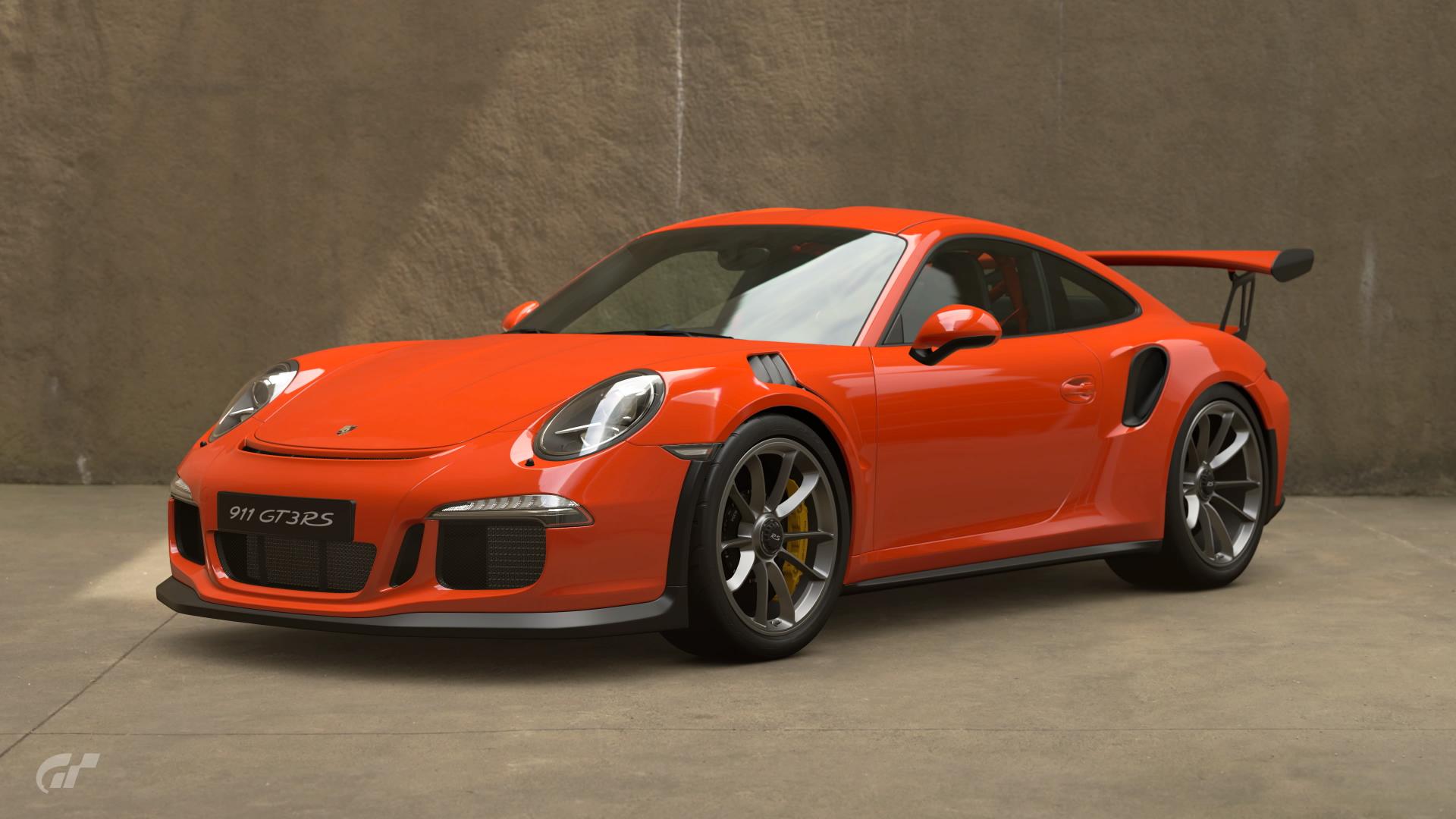 Porsche 911 GT3 RS (991) '16 | Gran Turismo Wiki | FANDOM powered by ...