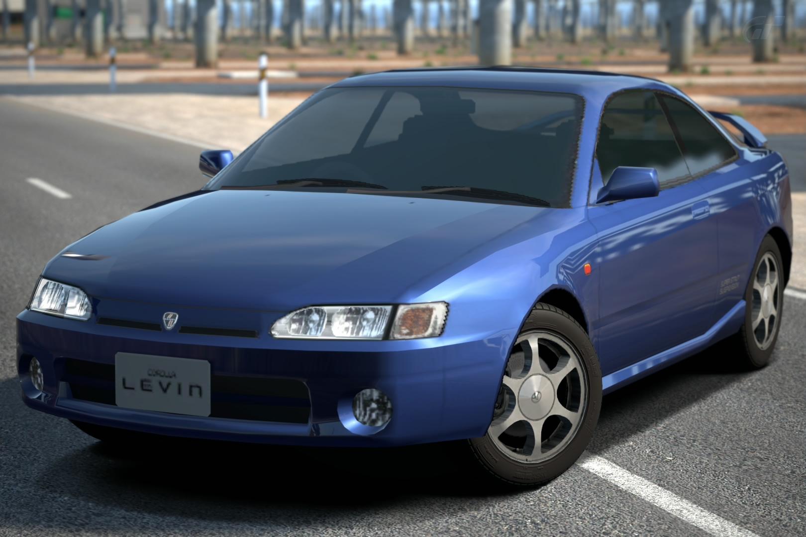 Toyota COROLLA LEVIN BZ-R '98 | Gran Turismo Wiki | FANDOM