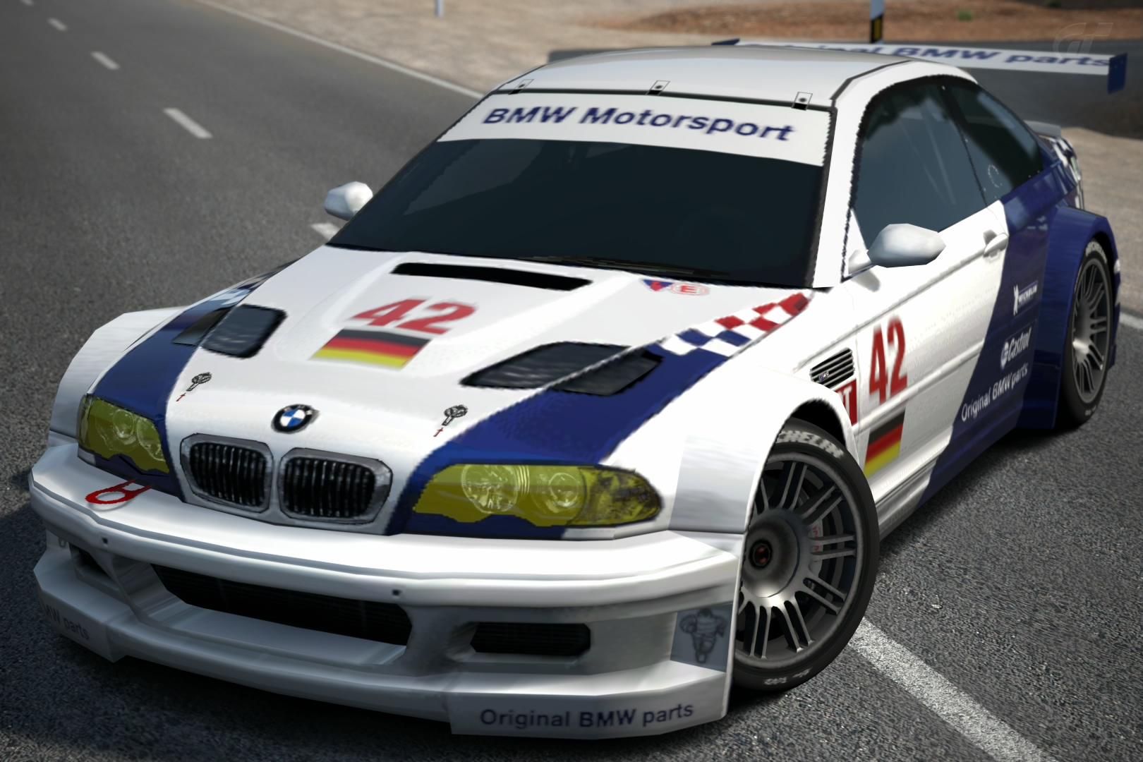 BMW M3 GTR Race Car '01 | Gran Turismo Wiki | Fandom