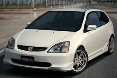 Honda CIVIC TYPE R (EP) '01