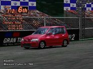 1998 Nissan Cube X