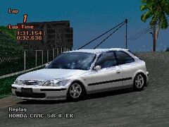 Honda CIVIC SiR-II (EK) '95