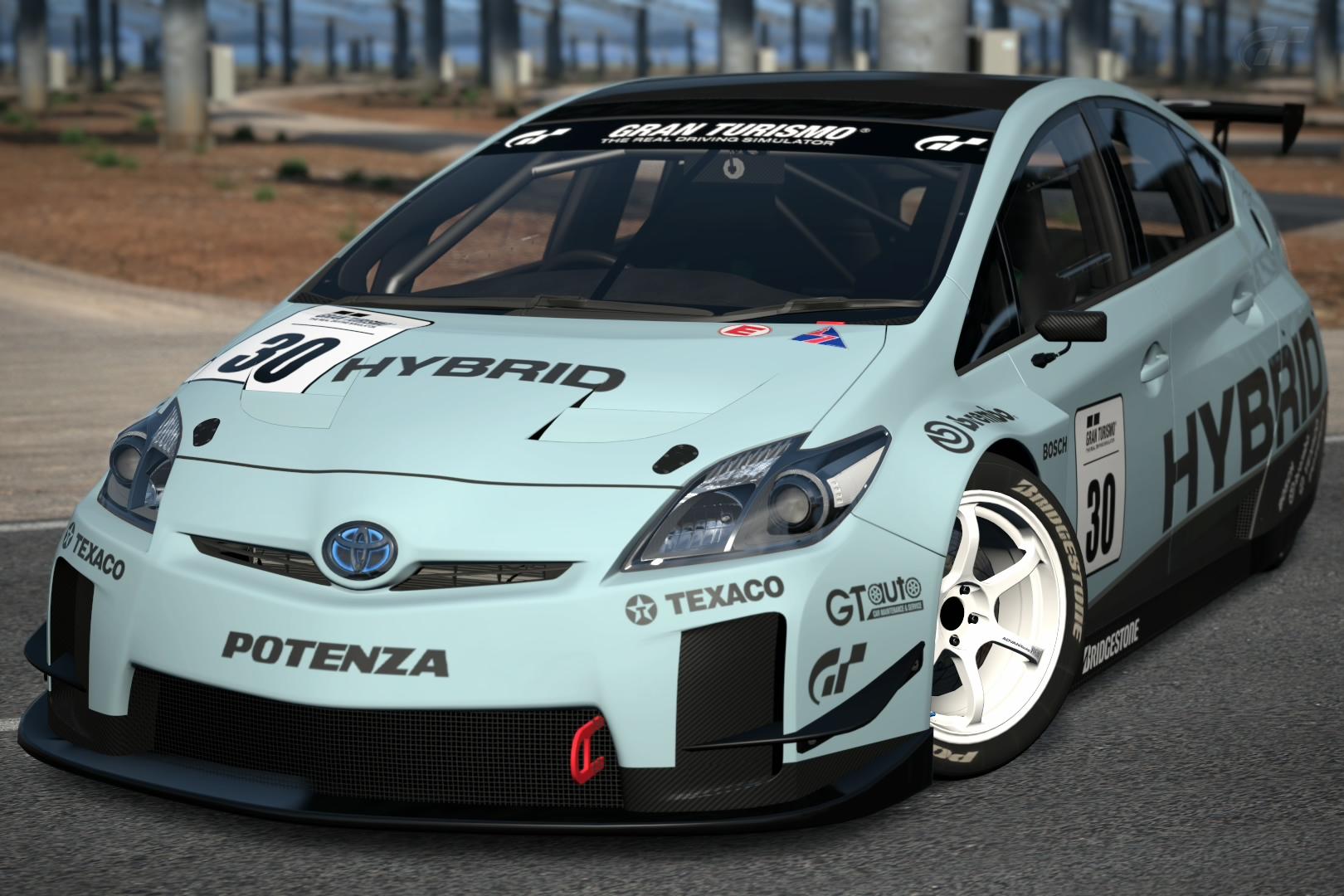 Toyota Prius Touring Car