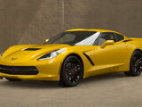Chevrolet Corvette Stingray (C7) '14