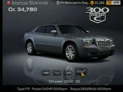 Chrysler 300C '05