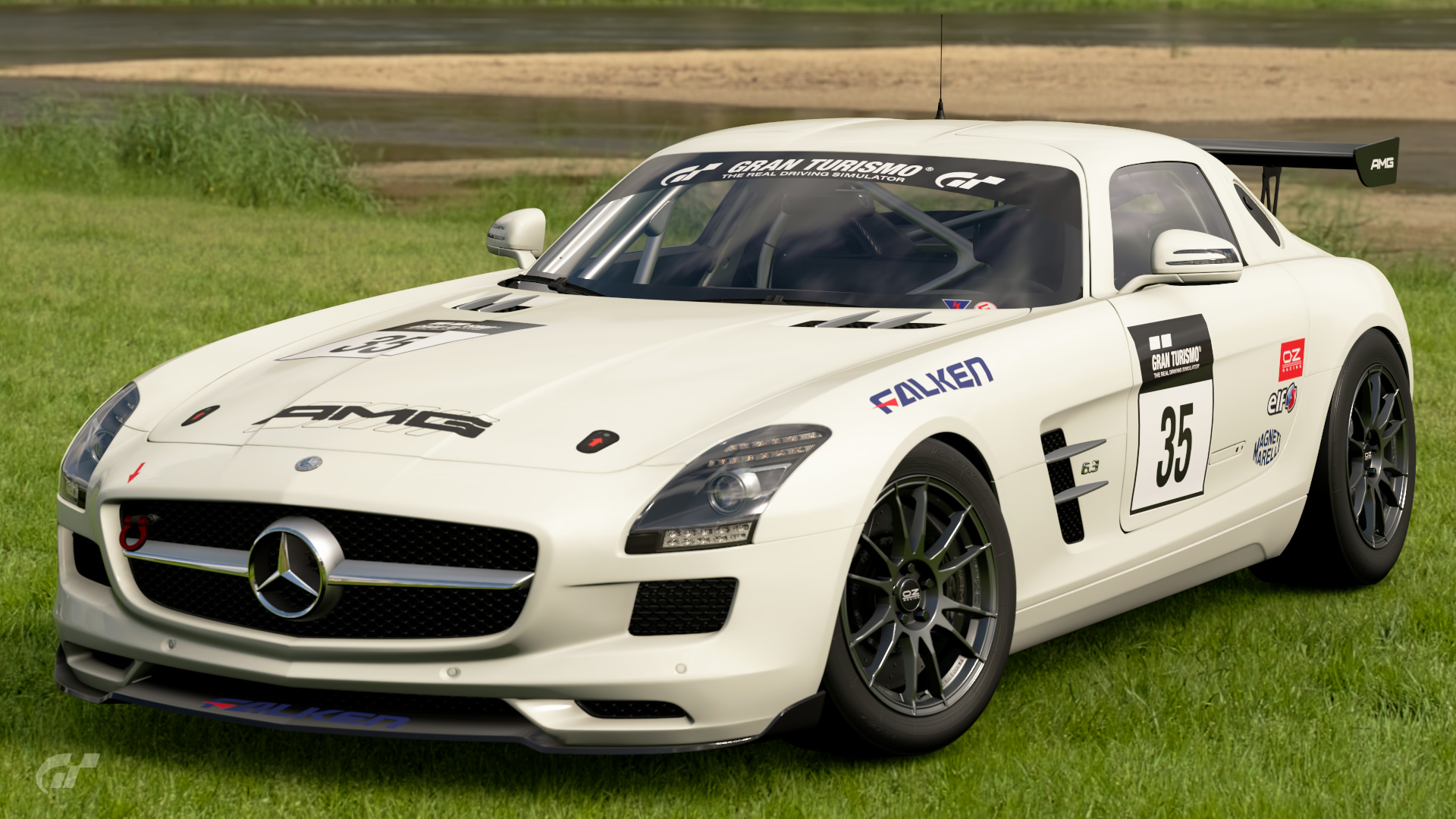 mercedes benz sls amg gr 4 gran turismo wiki fandom powered by wikia. Black Bedroom Furniture Sets. Home Design Ideas