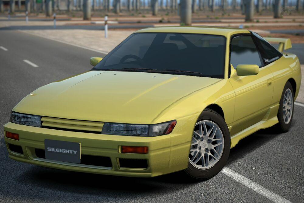 sil80 in Gran Turismo