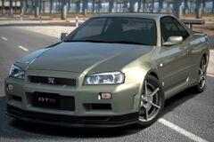 Nissan SKYLINE GT-R M • spec Nür (R34) '02