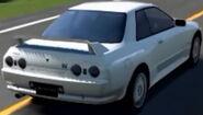 Nissan SKYLINE GT-R V • spec N1 (R32) '93 (Back)