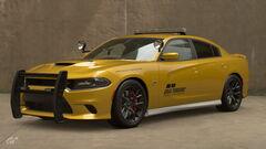 Dodge Charger SRT Hellcat Safety Car