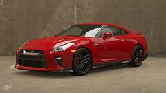 Nissan GT-R Premium Edition '17