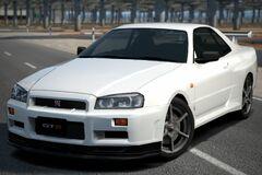 Nissan SKYLINE GT-R V • spec N1 (R34) '99