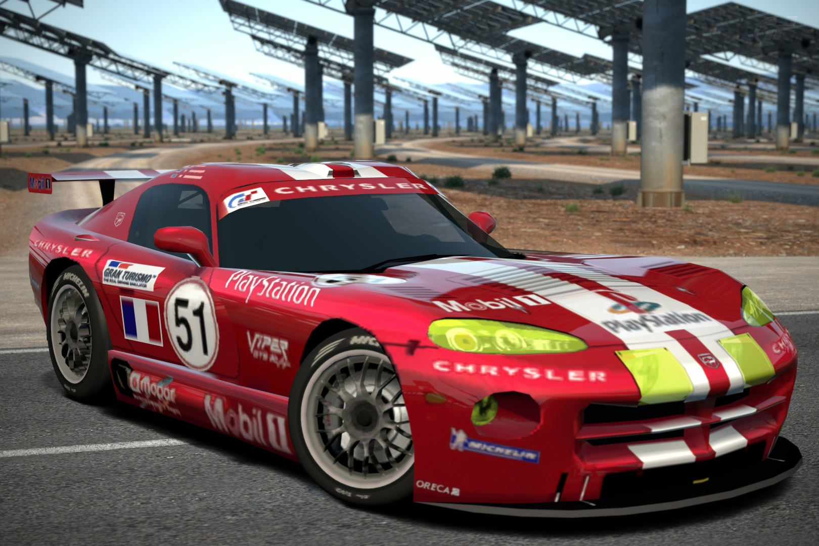 Dodge Viper GTS-R | Gran Turismo Wiki | FANDOM powered by Wikia