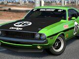Dodge Challenger R/T Race Car '70