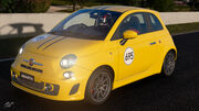 Abarth 500 - Cup