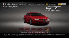Alfa Romeo GT 3.2 V6 24V '04