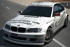 BMW 320i Touring Car '03 (GT6)