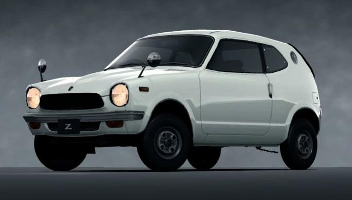 Honda Z Act 70