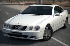 Mercedes-Benz CL 600 '00 (GT6)