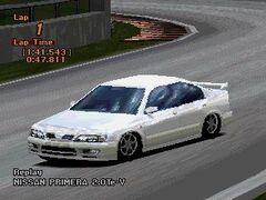 Nissan Primera 2.0Te-V '98