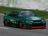 -R-Nissan SKYLINE GT-R (R33) '97 (GT1)