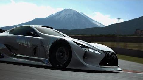 """Lexus LF-LC GT """"Vision Gran Turismo""""- Unveiled"""